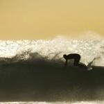 Golden Surfer