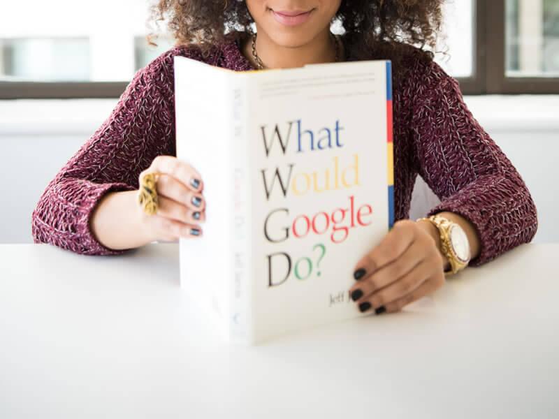 Keeping Google happy